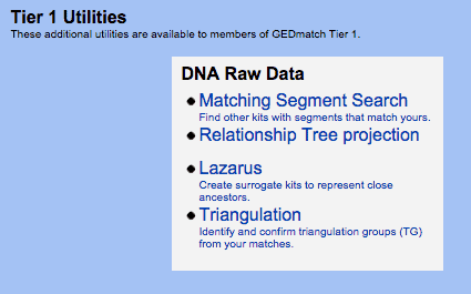 Using GEDmatch to Supplement Genetic Genealogy DNA Tests